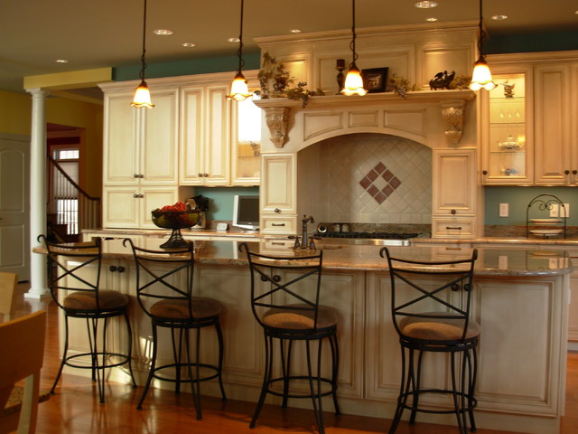 The model home look for Model home kitchens