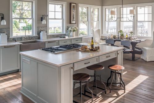 Dapur Ala Rumah Tepi Pantai Gitu