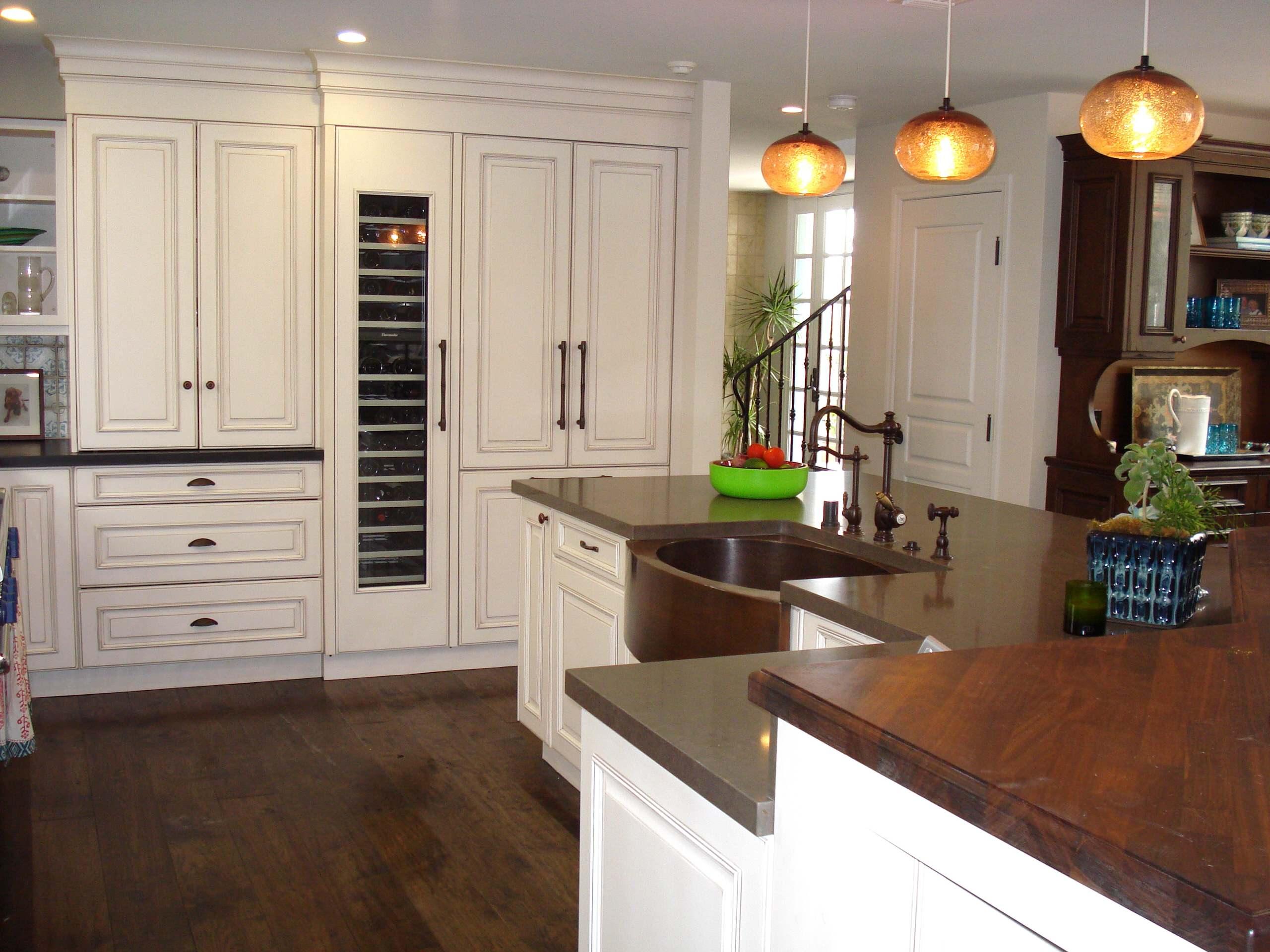 The Moore Kitchen Remodel-Corona del Mar, CA.