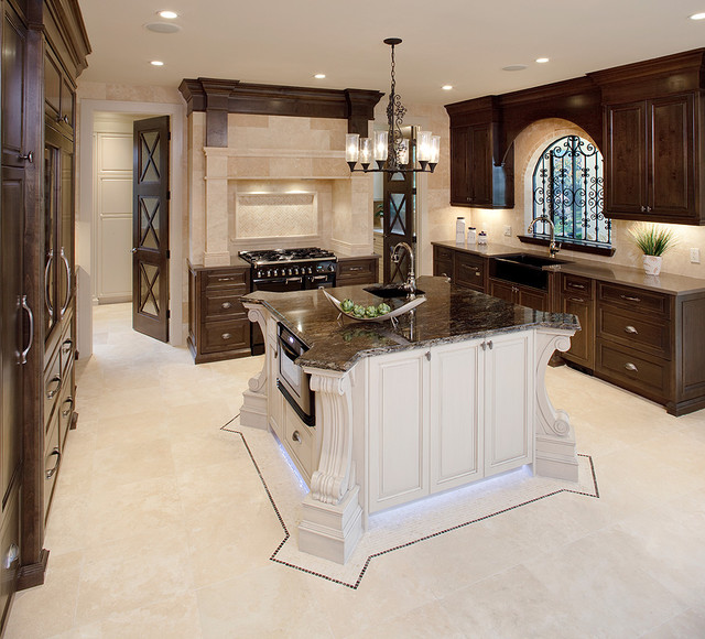 The Mystique by Maillot Homes traditional-kitchen