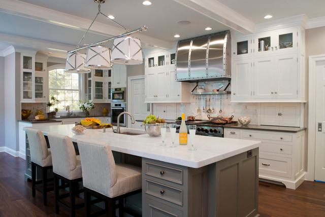 The new traditional traditional kitchen philadelphia - Kitchen cabinets philadelphia ...