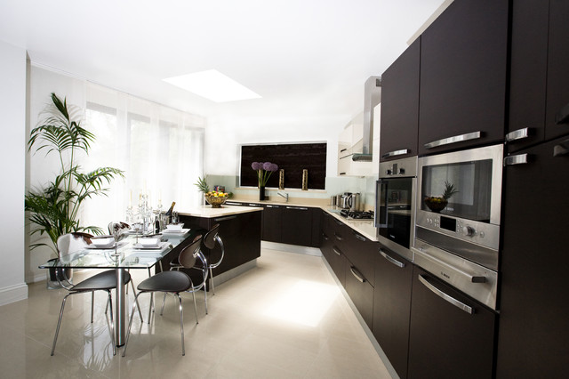 kitchen designers north london the family home contemporary kitchen 634