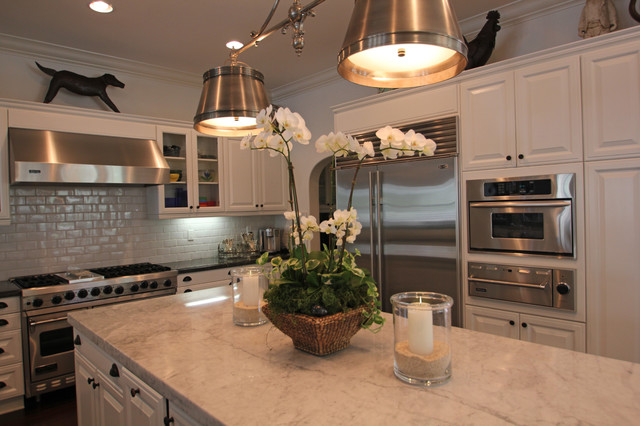 The Oaks contemporary kitchen