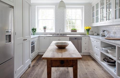 Traditional Kitchen by West Midlands Kitchen Designers & Remodelers Stephen Graver Ltd