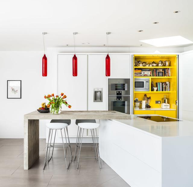 15 Inspiring Breakfast Bar Ideas For A Social Kitchen