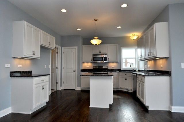 The Wright Residence traditional-kitchen