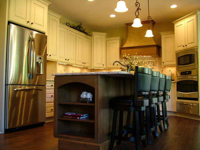 The Peach Ridge Project traditional-kitchen