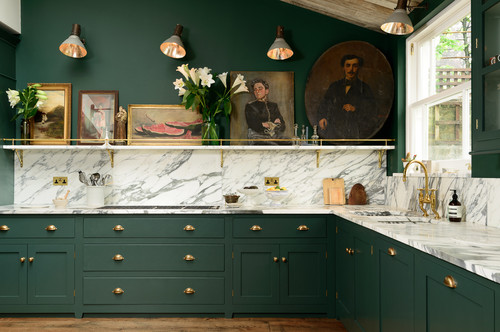 The Peckham Rye Kitchen by deVOL