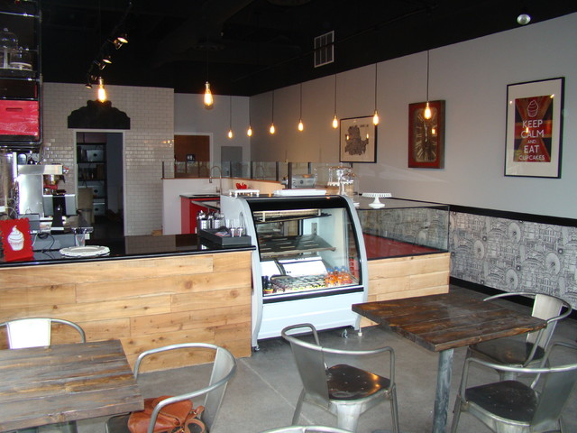 Bakery Kitchen Design The Piccadilly Bakery  Modern  Kitchen  Seattle Mise En .