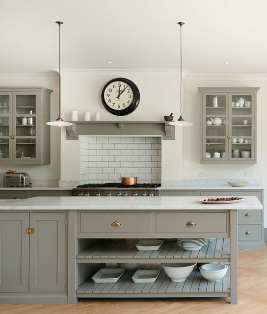 Kitchen Cabinets In Flushing Ny: The Queens Park Kitchen By DeVOL