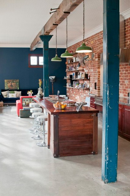10 Kitchens That Break The Mould Houzz Ie