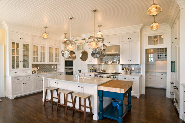 The Redfield Home traditional-kitchen