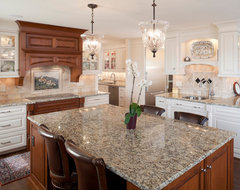 The Regency by Don Justice traditional-kitchen