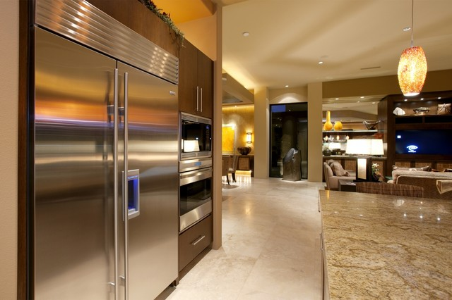 The Reserve Golf Club contemporary-kitchen