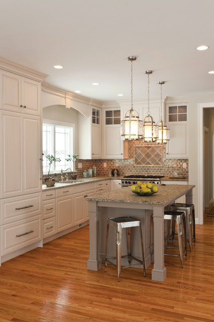 The Residences at Black Rock - Traditional - Kitchen - Boston - by Northland Residential Corporation