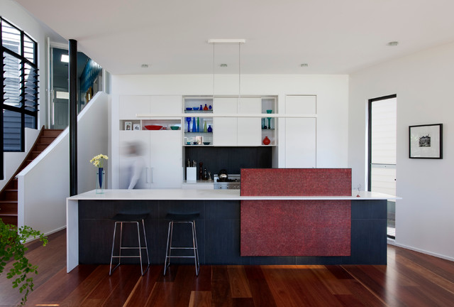 The Robin Craig House contemporary-kitchen