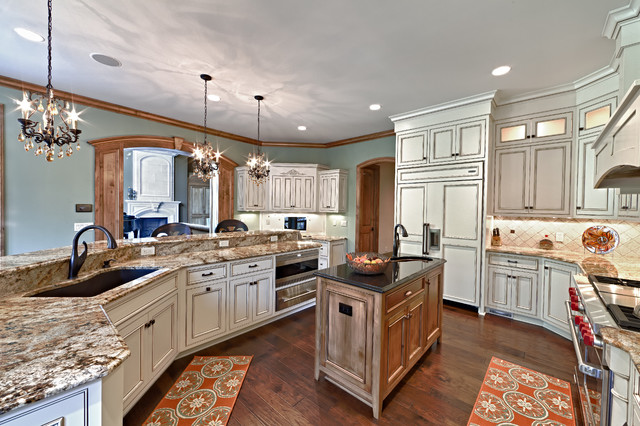 The Rodgers traditional-kitchen