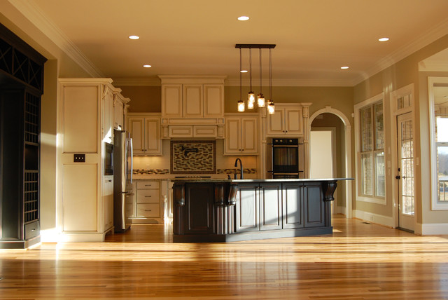 The Sagecrest Plan 1226 Kitchen Traditional Kitchen