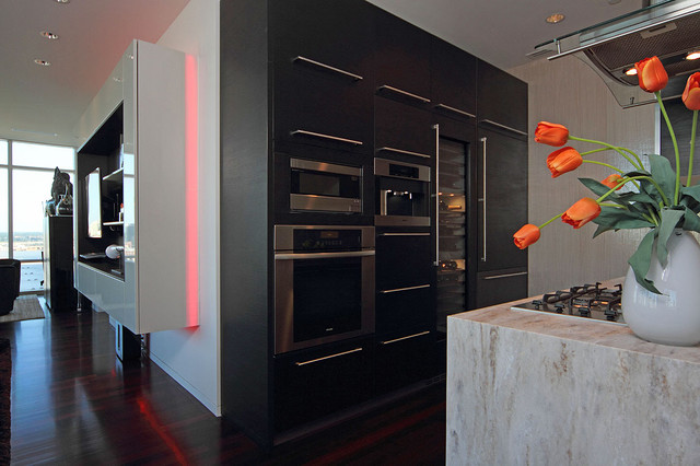 The Sanctuary contemporary-kitchen