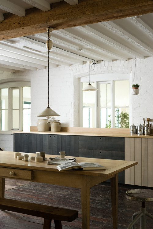 The Sebastian Cox Kitchen at Cotes Mill by deVOL