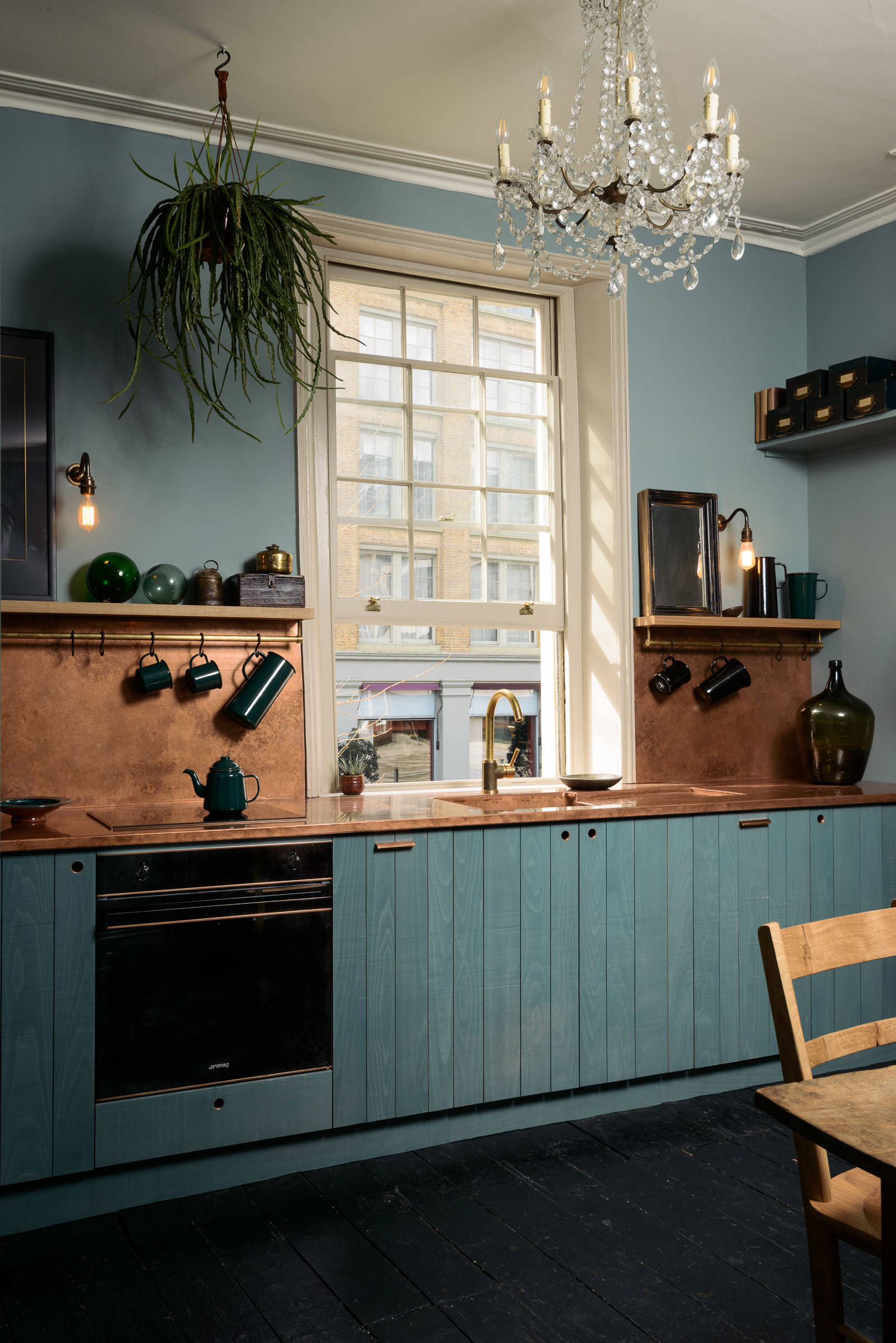 75 Beautiful Kitchen With Copper Countertops Pictures Ideas January 2021 Houzz