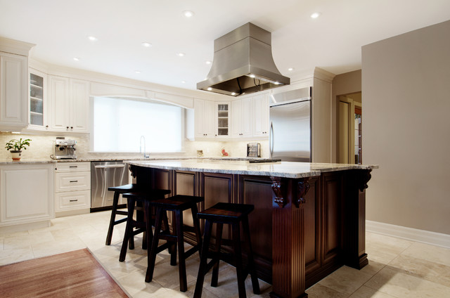 The Superior Cabinets Collection traditional-kitchen