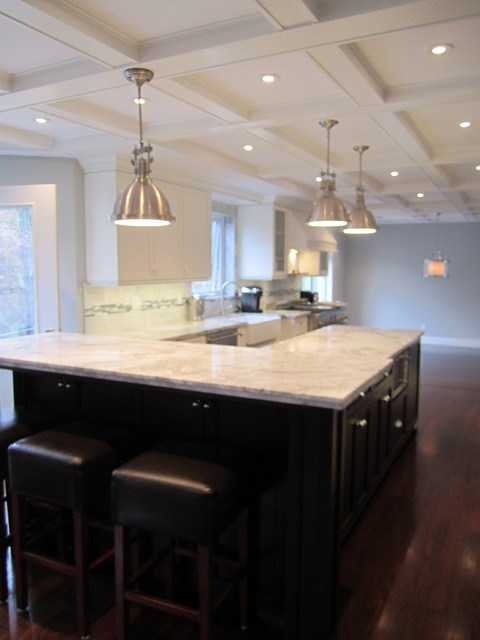 "The Sutter ""Soul Kitchen"" traditional-kitchen"
