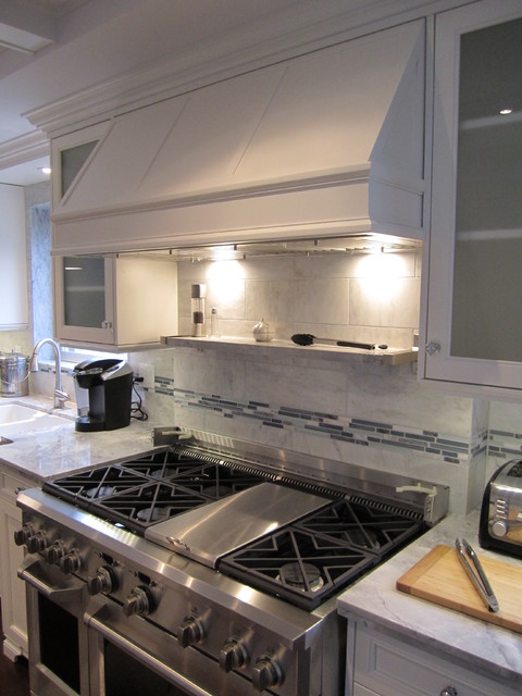 """The Sutter """"Soul Kitchen"""" traditional-kitchen"""