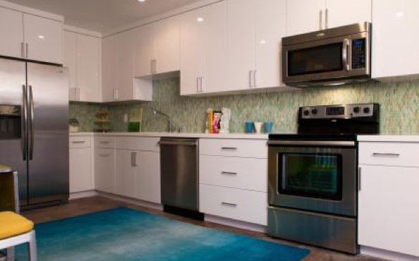 The Teen Project - Charmean Neithart / Kitchen modern-kitchen