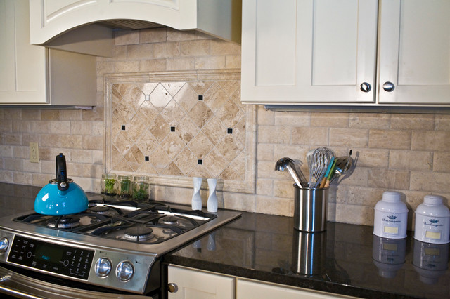 The Tile Shop Inspirational Spaces traditional-kitchen
