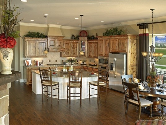 The Villas At Craig Ranch Traditional Kitchen Dallas