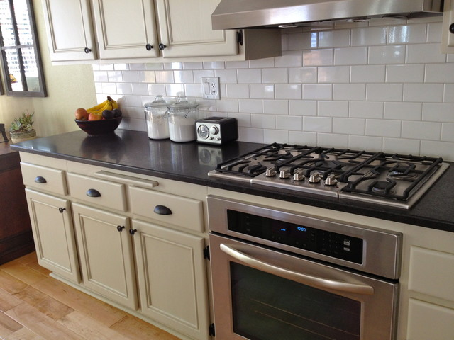 The Vintage Bean traditional-kitchen
