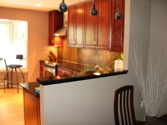 The Walker Kitchen traditional-kitchen