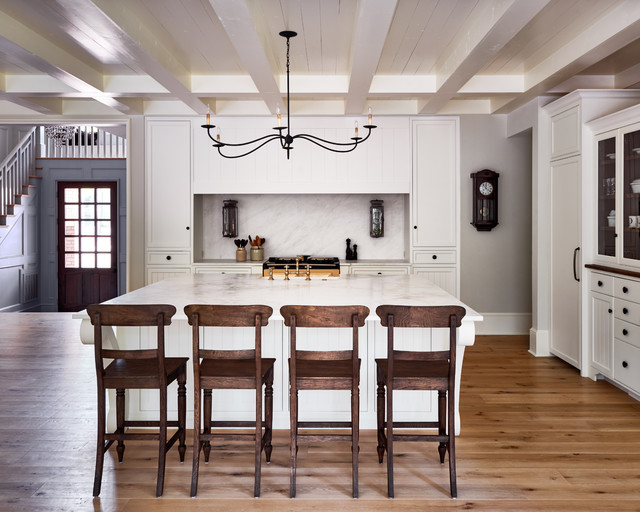 The welsh house traditional kitchen charlotte by for Houzz magazine