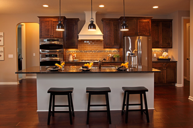 The Wildwood contemporary-kitchen