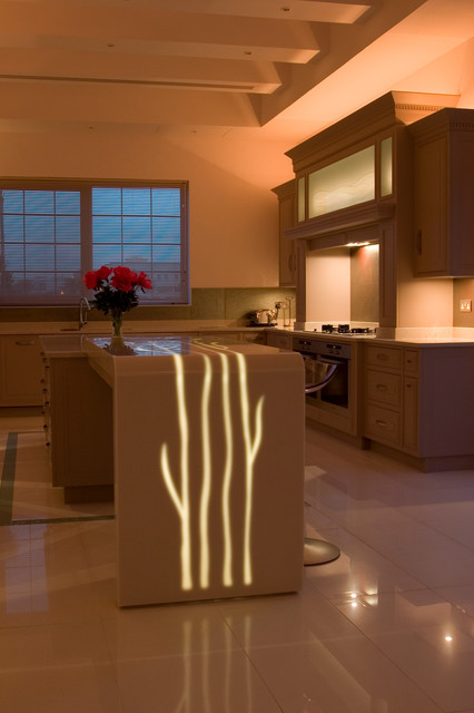 The works of Andrew Bannister contemporary-kitchen