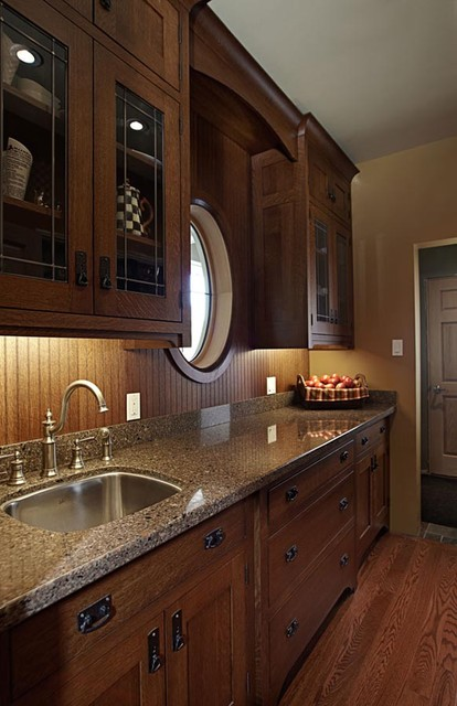 The Wright Stuff Traditional Kitchen Toronto By