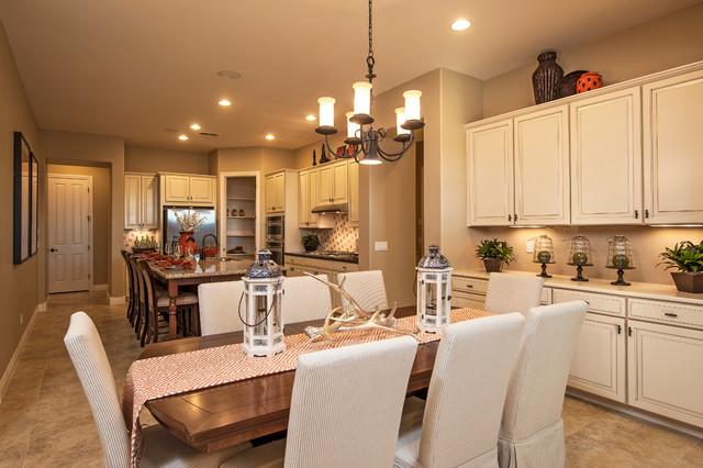 The Yosemite Plan at Velvendo | Phoenix, AZ traditional-kitchen