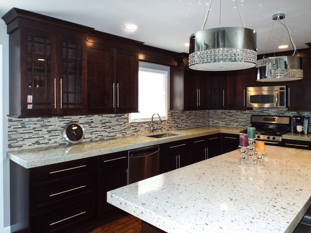 The Zirlinger Project Transitional Kitchen New York By Coastal Cabinet Works