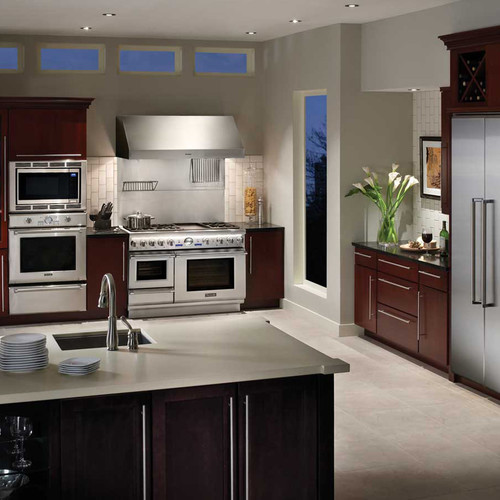 Which appliance companies manufacture different premium for Traditional kitchen appliances