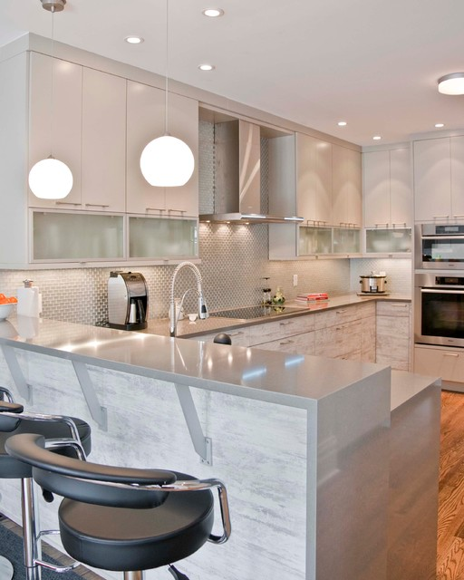 Third Avenue Birnie Contemporary Kitchen Other Metro By Gina Godin