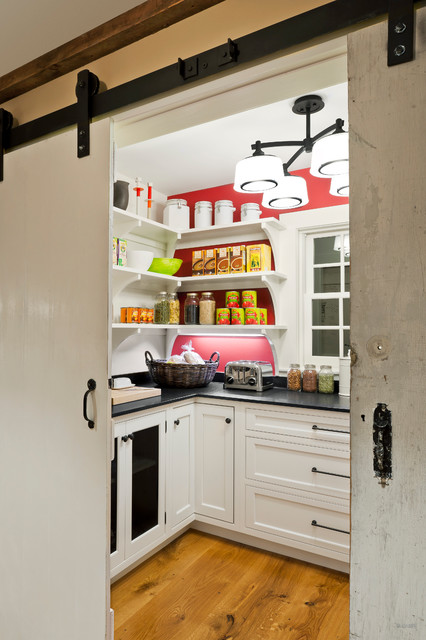 This Old House - Bedford contemporary-kitchen