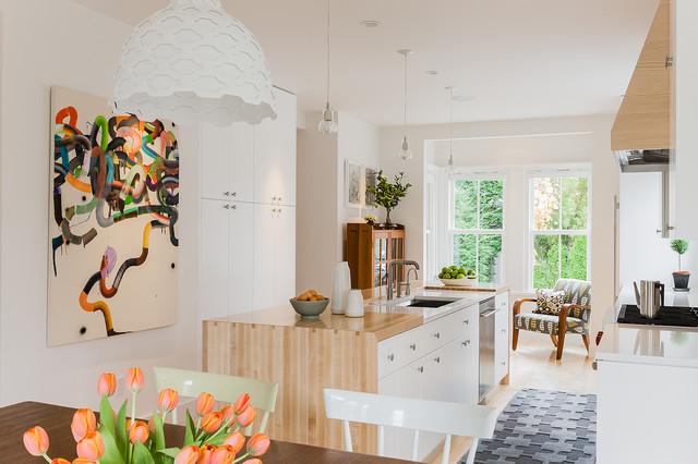 interior designers decorators this old house cambridge scandinavian kitchen