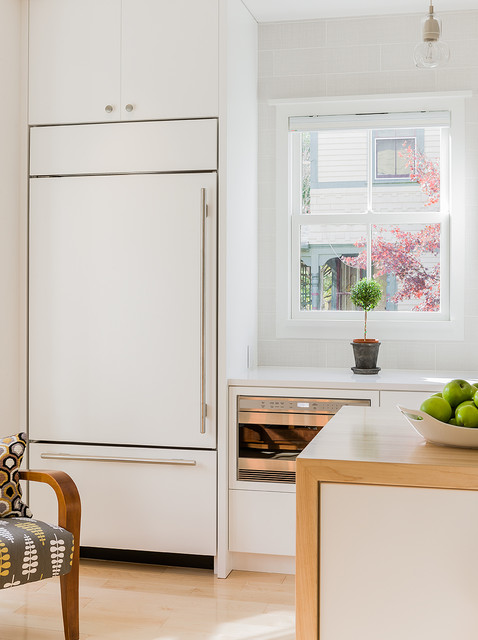 This Old House Cambridge - Modern - Kitchen - Boston - by K.Marshall ...