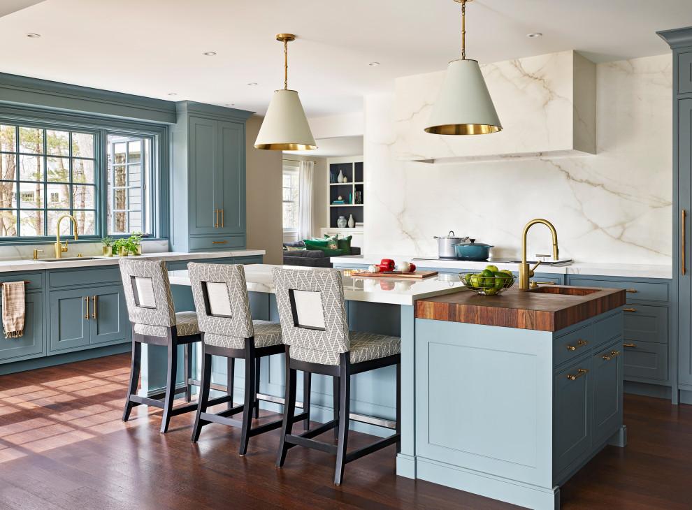 This Old House Cape Ann Kitchen Boston By Sv Design Houzz