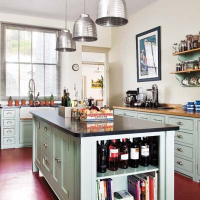 this old house low cost high style kitchen upgrades eclectic