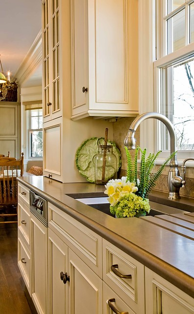 This Old House - West Newton Hill Kitchen traditional-kitchen
