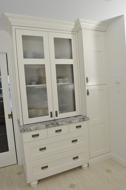 Thivierge Residence traditional-kitchen
