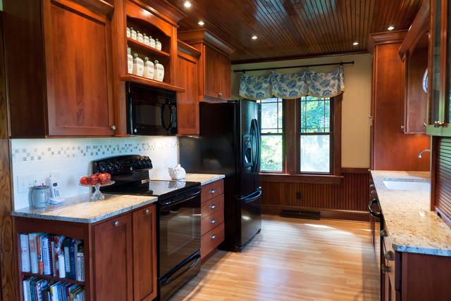 Thom kitchen remodel traditional-kitchen