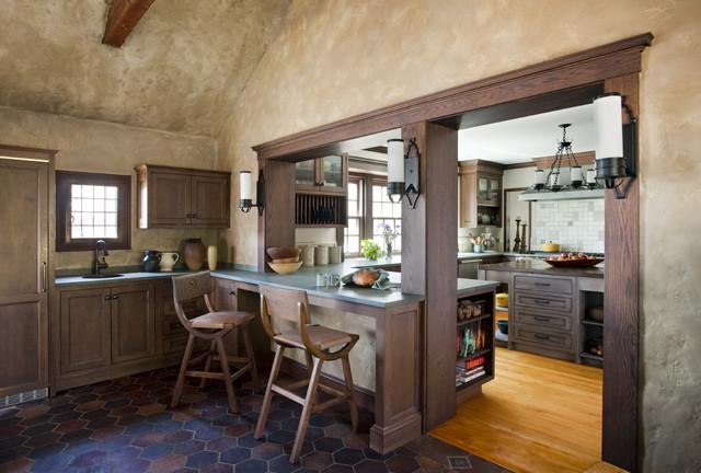 Thomas Buckborough & Associates kitchen